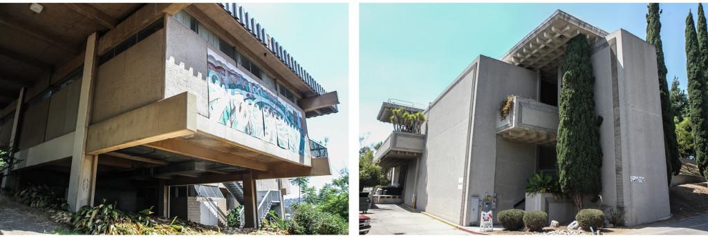 Hollyhock House, Los Angeles, Frank Lloyd Wright