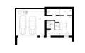 pasivní dům ve svahu