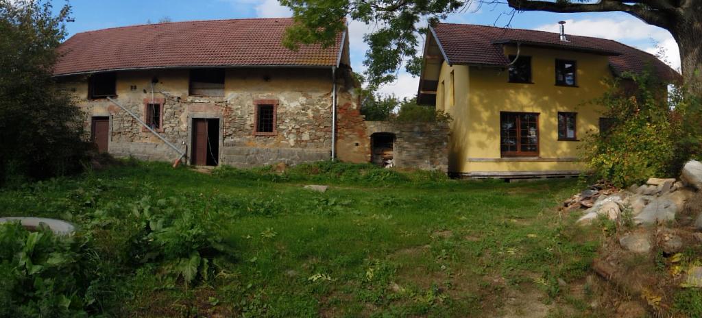 rekonstrukce stodoly