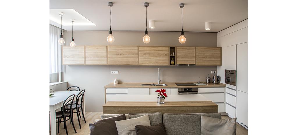 přestavba panelového bytu