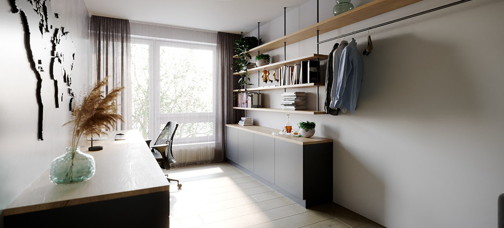 design pracovny